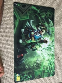 Exclusive Turn one convention exclusive playmat