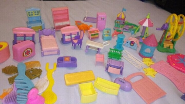 Accessoires polly pocket