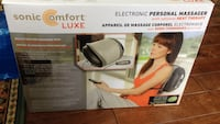 Brand new massager, never used, comes in original packing Toronto, M1L 3Y8