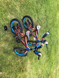 Spider-Man kids bikes Rockville, 20850