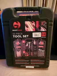 New 53 piece Tool Set
