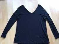Garage black top, small but very roomy so fits like a large- $5 Mississauga, L5L 5P9