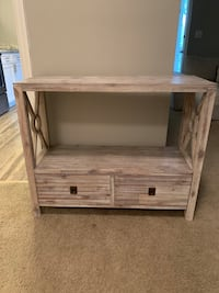 Home goods rustic console table  Orlando, 32822
