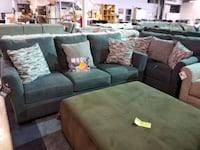 Brand new couch and love seat set  Pineville, 28134