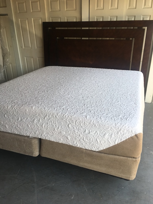 Used King Size Bed For Sale In Plano Letgo