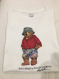 Polo Ralph Lauren bear t-shirt (limited edition) Hollywood, 33020