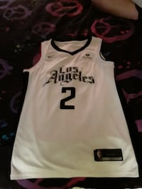 Brand new clippers jersey