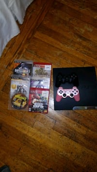 PS3 160gb Slim w/ games Chicago, 60618