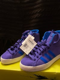 Adidas Shoes ( High Tops)