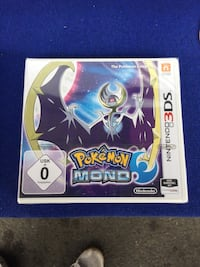 Pokemon moon nintendo 3ds spiel fall Hattingen, 45525