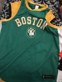 Boston Basketball Jersey