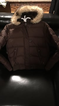 Brown American Eagle Down-Filled Jacket Mississauga, L4W 3B5