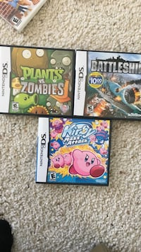 DS games and cases Ashburn, 20147