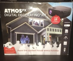 Atmos Digital Decorating kit for all Holidays