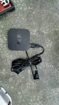 black wireless modem router with charger Spokane, 99217