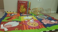 Baby play-mat with fabric book Gaithersburg, 20878
