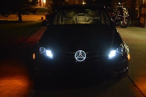 Mercedes Led emblem badge