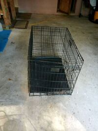 Cage. Large size.  2 working doors.
