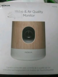 Nokia video and Air quality monitor