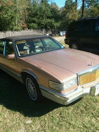Cadillac - Sedan de Ville - 1991 West Columbia