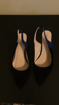 pair of black pointed-toe pumps Alexandria, 22306