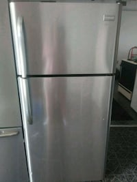 Stainless fridge Sheffield