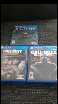 Ps4 games for sale or trade Tampa, 33610