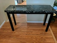 Faux marble buffet table Naperville, 60564