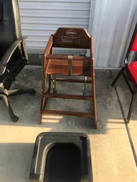 Booster seat and baby seat! Restaurant storage sell!  Harker Heights, 76548
