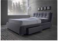 King Bed Frame only ( No Mattress ) Los Angeles, 90063