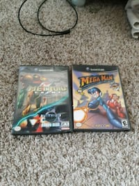 Megaman Aniversary collection and Metroid Prime Colorado Springs, 80908