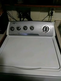 white Whirlpool top-load clothes washer Richmond, 23223