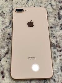 Perfect Condition iPhone 8 Plus - Gold- 64GB Los Angeles