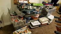 I have a 340 pounds of legos and over 600 minifigu Denver, 80249