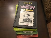 """5 - """"Diary of a Wimpy Kid"""" Books Chandler, 85286"""