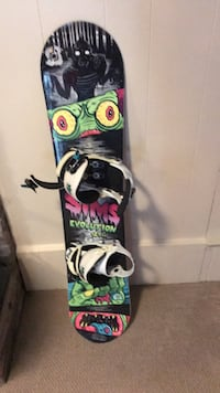 black, green, and pink skateboard Ladner, V4K 1B6