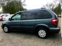 Chrysler - Town and Country - 2007 Hamtramck