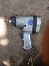 Tough mechanics precision crafted tools 1/2 impact wrench Springdale, 72764
