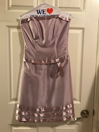 Cute purple A Line prom dress / bridesmaid dress Ajax, L1Z 0K8