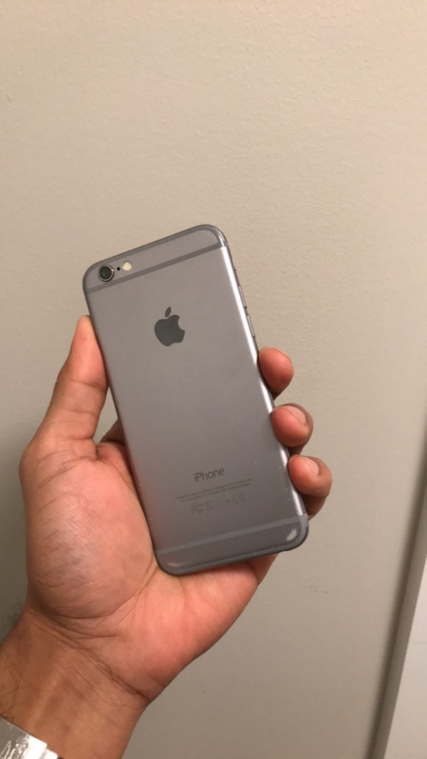 iphone 6. Screen not working. No other damage.