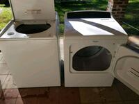 Washer and dryer  Adelphi, 20783