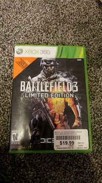 Battlefield 4 Xbox 360 game case Franklin, 53132