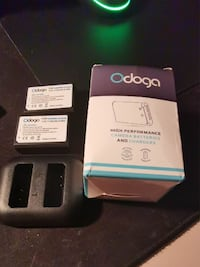 Odoga Camera and Batteries Charger for Canon LP-E10 Toronto