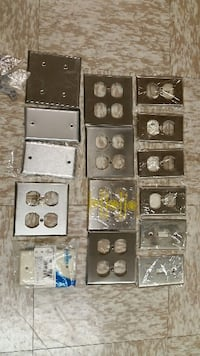 Electrical Supplies stainless steel covers