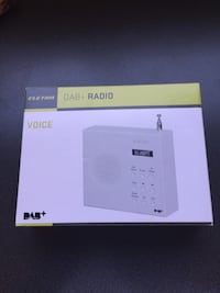 Brand new portable DAB+/FM radio from Electra