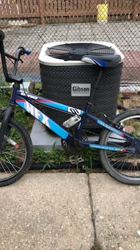 Blue and black bmx bike   Dundalk, 21222