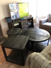 2 side tables and coffee table Rockville, 20855