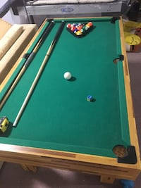 Junior Pool Table