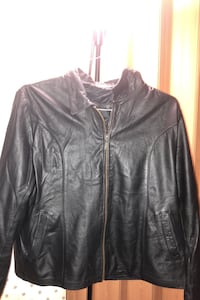 Authentic Leather Jacket Springfield, 22152