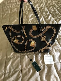 Lauren Ralph Lauren veske / shopping bag
